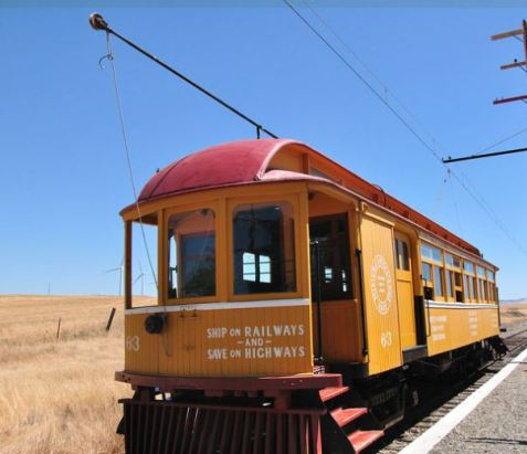 Rail POLE 9